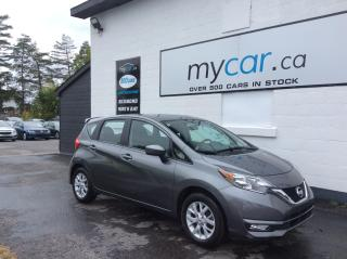 Used 2019 Nissan Versa Note SV ALLOYS. HEATED SEATS. A/C. POWERGROUP. for sale in Richmond, ON
