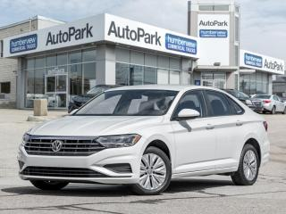 Used 2019 Volkswagen Jetta 1.4 TSI Comfortline BACKUP CAM|HEATED SEATS|BLUETOOTH for sale in Mississauga, ON