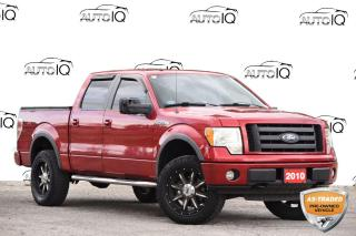 Used 2010 Ford F-150 FX4 | SUNROOF | AS-TRADED SPECIAL! for sale in Kitchener, ON
