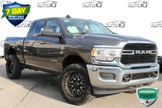 Used 2019 RAM 2500 Big Horn DIESEL CREW CAB 4X4 CERTIFIED for sale in Hamilton, ON