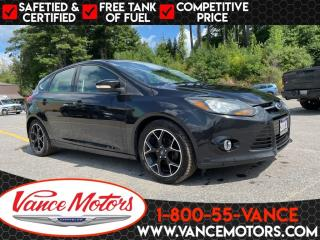 Used 2013 Ford Focus SE...BLUETOOTH*TOW*HTD SEATS! for sale in Bancroft, ON