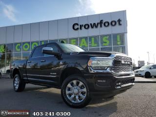 New 2022 RAM 2500 Limited for sale in Calgary, AB
