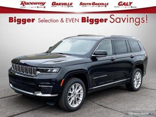New 2021 Jeep Grand Cherokee L Summit for sale in Etobicoke, ON