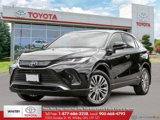 New 2021 Toyota Venza LIMITED for sale in Whitby, ON