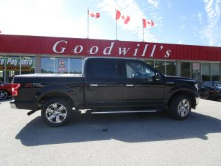 Used 2019 Ford F-150 CLEAN CARFAX! FACTORY WARRANTY! for sale in Aylmer, ON