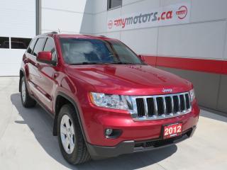 Used 2012 Jeep Grand Cherokee Laredo for sale in Tillsonburg, ON