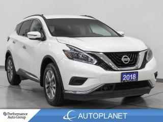 Used 2018 Nissan Murano S, Navi, Back Up Cam, Heated Seats/Steering Wheel! for sale in Clarington, ON