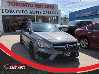 Used 2015 Mercedes-Benz CLA-Class |SOLD|SOLD|SOLD| Sdn CLA45 AMG 4MATIC|WITH AMG WINTER RIMS for sale in Toronto, ON