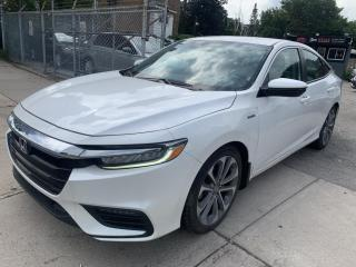 Used 2019 Honda Insight CVT for sale in Hamilton, ON