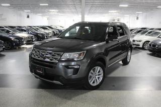 Used 2018 Ford Explorer XLT AWD NO ACCIDENTS I REAR CAM I CARPLAY I BLINDSPOT for sale in Mississauga, ON