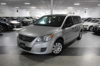 Used 2011 Volkswagen Routan TRENDLINE NO ACCIDENTS I CRUISE CONTROL I REMOTE STARTER for sale in Mississauga, ON