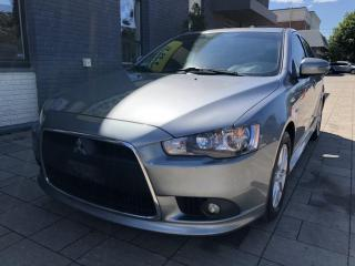 Used 2015 Mitsubishi Lancer Sdn SE AWD for sale in Nobleton, ON