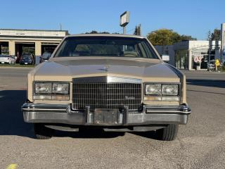 Used 1985 Cadillac Eldorado 2dr Coupe for sale in Brampton, ON