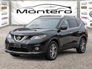 Used 2015 Nissan Rogue AWD, S, FULLY LOADED, NAVI, HEATED LEATHER SEATS for sale in North York, ON