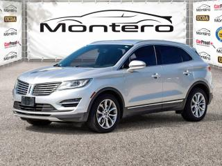 Used 2015 Lincoln MKC AWD, LEATHER, MOONROOF, BACKUP CAM, FULLY LOADED for sale in North York, ON
