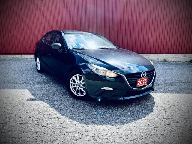 2015 Mazda MAZDA3 Touring, B-cam