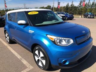 Used 2017 Kia Soul EV Save $5000 With Provincial EV Rebate for sale in Charlottetown, PE
