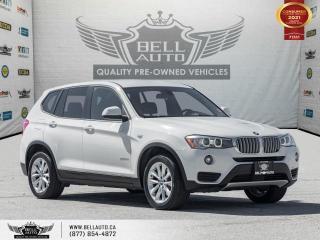 Used 2015 BMW X3 xDrive28d, AWD, RearCam, HeatedSeats, Bluetooth, PushStart for sale in Toronto, ON
