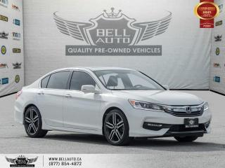 Used 2017 Honda Accord Sedan Sport, RearCam, SunRoof, NoAccident, SideViewCam for sale in Toronto, ON