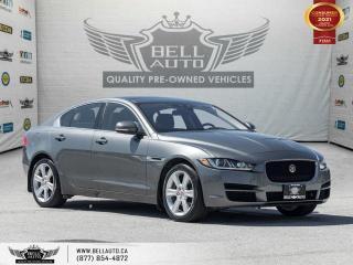 Used 2018 Jaguar XE Prestige 25T, AWD, Navi, RearCam, SunRoof, NoAccident for sale in Toronto, ON