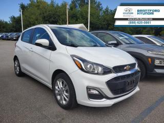 Used 2019 Chevrolet Spark LT  - $93 B/W for sale in Brantford, ON