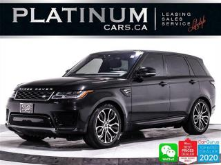 Used 2018 Land Rover Range Rover Sport HSE Td6, DIESEL, MASSAGE SEATS, KEYLESS, PANO for sale in Toronto, ON