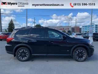 Used 2020 Nissan Pathfinder SL Rock Creek  - Sunroof for sale in Ottawa, ON