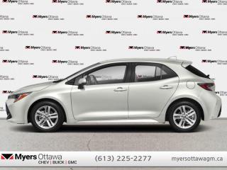 Used 2019 Toyota Corolla Hatchback CVT  XSE, HATACHBACK, LEATHER, HEATED SEATS, NAV, 19