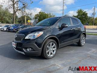 Used 2014 Buick Encore Leather - SUNROOF, NAV, HEATED LEATHER, SAT RADIO! for sale in Windsor, ON