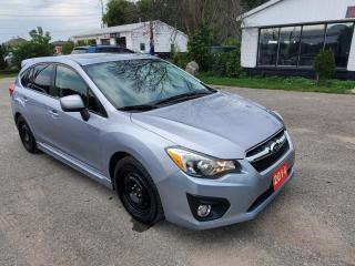 Used 2014 Subaru Impreza 2.0i Sport Package for sale in Barrie, ON