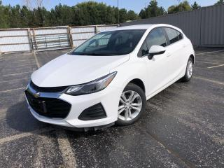 Used 2019 Chevrolet Cruze LT Hatchback for sale in Cayuga, ON