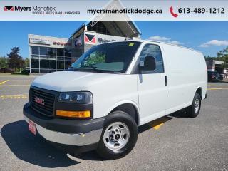 Used 2019 GMC Savana Cargo Van RWD 2500 135  - 4G LTE - $285 B/W for sale in Ottawa, ON