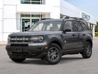 New 2021 Ford Bronco Sport BIG BEND for sale in Oakville, ON