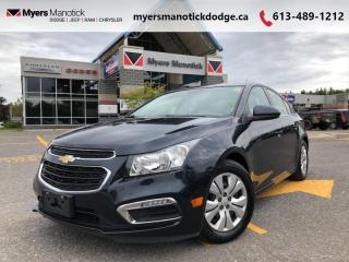 Used 2016 Chevrolet Cruze Limited LT  -  Bluetooth - $118 B/W for sale in Ottawa, ON