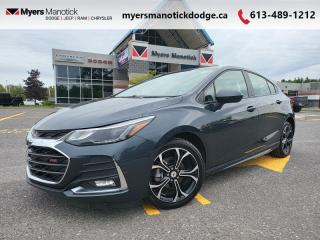 Used 2019 Chevrolet Cruze LT   Heated Seats , Remote Start, LED Lights for sale in Ottawa, ON