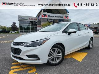 Used 2016 Chevrolet Cruze LT  - Heated Seats -  Cruise Control - $158 B/W for sale in Ottawa, ON