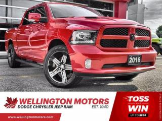 Used 2016 RAM 1500 SPORT for sale in Guelph, ON