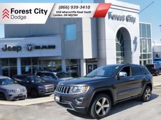 Used 2015 Jeep Grand Cherokee Limited LIMI for sale in London, ON