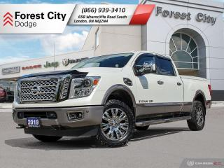 Used 2019 Nissan Titan XD for sale in London, ON