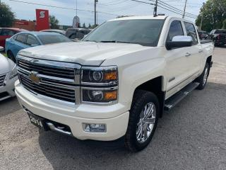 Used 2014 Chevrolet Silverado 1500 High Country for sale in Peterborough, ON