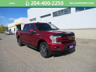 Used 2019 Ford F-150 Lariat for sale in Brandon, MB