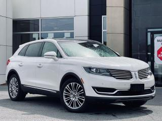 Used 2018 Lincoln MKX Reserve for sale in Kingston, ON
