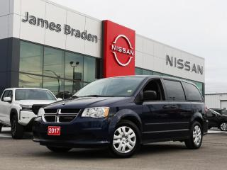 Used 2017 Dodge Grand Caravan CANADA VALUE PACKAGE for sale in Kingston, ON