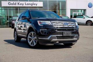 Used 2019 Ford Explorer LIMITED for sale in Surrey, BC