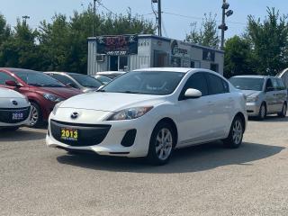 Used 2013 Mazda MAZDA3 GS-SKY for sale in Kitchener, ON