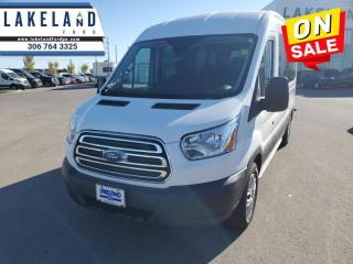 Used 2017 Ford Transit Wagon XL  - $290 B/W for sale in Prince Albert, SK