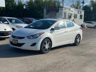Used 2012 Hyundai Elantra GL for sale in Kitchener, ON