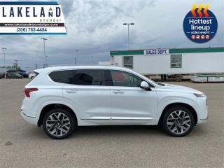 New 2022 Hyundai Santa Fe Ultimate Caligraphy AWD for sale in Prince Albert, SK