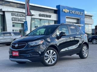 Used 2018 Buick Encore Preferred/Remote Start/Bluetooth/Backup Cam for sale in Brampton, ON