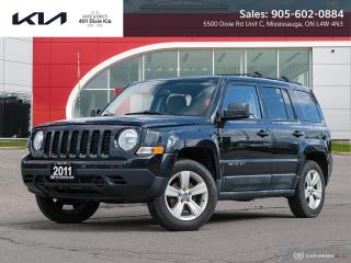 Used 2011 Jeep Patriot Sport/North for sale in Mississauga, ON